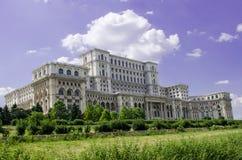 Palacio del parlamento Imagenes de archivo
