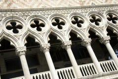 Palacio del regate - Venecia - Italia Foto de archivo libre de regalías