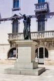 Palacio del ` s de Diocletian Imagenes de archivo