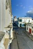 Palacio del ` s del gobernador - Cienfuegos, Cuba Foto de archivo libre de regalías