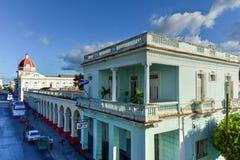 Palacio del ` s del gobernador - Cienfuegos, Cuba Fotos de archivo libres de regalías