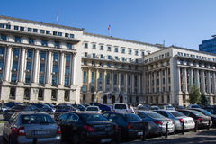Palacio del senado Imagen de archivo