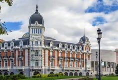 Palacio del Senado, Madrid Stock Image