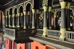 Palacio del verano del sultán de Tipu fotos de archivo libres de regalías
