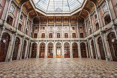 Palacio a Dinamarca Bolsa Foto de Stock
