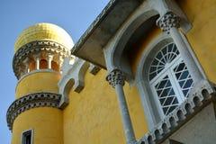 Palacio Do Pena Royalty-vrije Stock Afbeeldingen