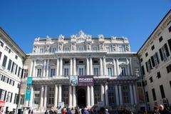 Palacio ducal imagen de archivo