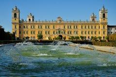 Palacio ducal de Colorno Foto de archivo