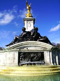 The Queen Victoria Memorial, London, UK Royalty Free Stock Image
