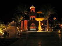 Palacio Egipto Fotografía de archivo