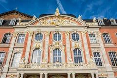 Palacio electoral en el Trier, Alemania Imágenes de archivo libres de regalías