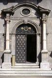 Palacio electoral Maguncia de la entrada del museo Fotos de archivo libres de regalías