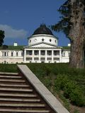 Palacio en Kashanovka Imagenes de archivo