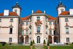 Palacio en Otwock Wielki Fotografía de archivo libre de regalías