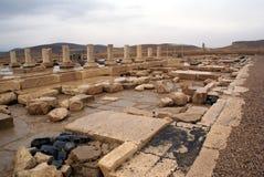 Palacio en Pasargadae Imagenes de archivo