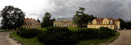Palacio en Racot Foto de archivo libre de regalías