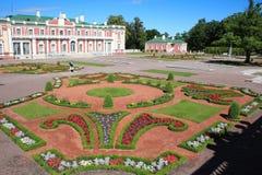 Palacio en Tallinn Fotografía de archivo