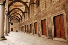 Palacio en Turquía Fotos de archivo libres de regalías