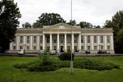 Palacio en Wolsztyn Fotos de archivo libres de regalías