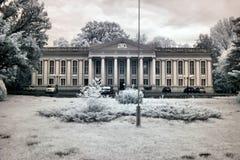 Palacio en Wolsztyn Foto de archivo