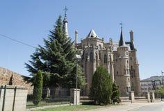 Palacio episcopal Royalty Free Stock Images