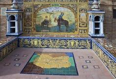 Palacio Espanol Fotografía de archivo