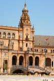 Palacio Espanol w Seville, Hiszpania Fotografia Royalty Free