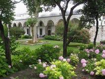 Palacio Estambul de Topkapi Fotos de archivo
