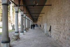 Palacio Estambul, Turquía de Topkapi fotos de archivo
