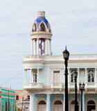 Palacio Ferrer, Cienfuegos, Cuba Stock Photo