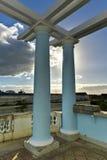 Palacio Ferrer - Cienfuegos, Cuba Stock Image