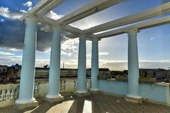 Palacio Ferrer - Cienfuegos, Cuba Royalty Free Stock Image