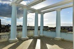 Palacio Ferrer - Cienfuegos, Cuba Royalty Free Stock Images