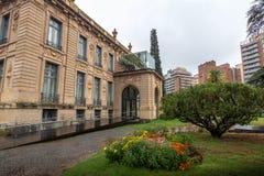 Palacio Ferreyra - Evita Fine Arts Museum Museo Överman de Bellas Artes Evita - Cordoba, Argentina royaltyfri foto