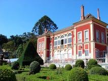 Palacio Fronteira à Lisbonne Photos stock