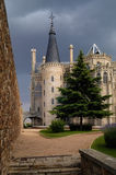 Palacio Gaudi, Astorga, Leon, Castilla y Leon,Spain Royalty Free Stock Photos