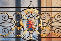 Palacio granducal Fotos de archivo libres de regalías
