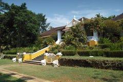 Palacio hace Deao, Goa Fotos de archivo