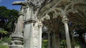 Palacio Hause magnífico de Regaleira metrajes