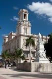 palacio havana del Кубы centro asturiano Стоковая Фотография