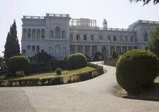 Palacio hermoso de Livadia Imagen de archivo