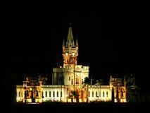 Palacio histórico adentro Imagenes de archivo