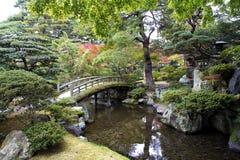 Palacio imperial de Kyoto Foto de archivo libre de regalías