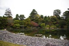 Palacio imperial de Kyoto Foto de archivo