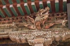 Palacio imperial de Shenyang Fotos de archivo libres de regalías