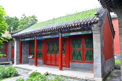 Palacio imperial de Shenyang, China Fotografía de archivo
