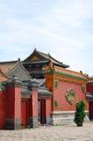 Palacio imperial de Shenyang, China Imagenes de archivo