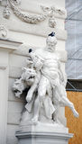 Palacio imperial Hofburg Fotografía de archivo