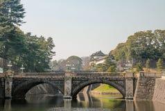 Palacio imperial Tokio Imágenes de archivo libres de regalías