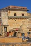 Palacio indio Imagen de archivo libre de regalías